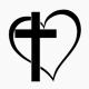 Agape Cross